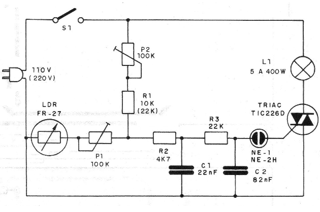 Figure 1 - Complete diagram of the device