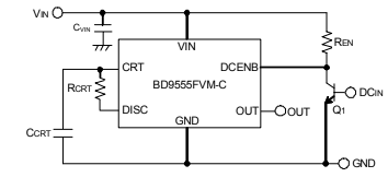 Figure 9 - Typical circuit application