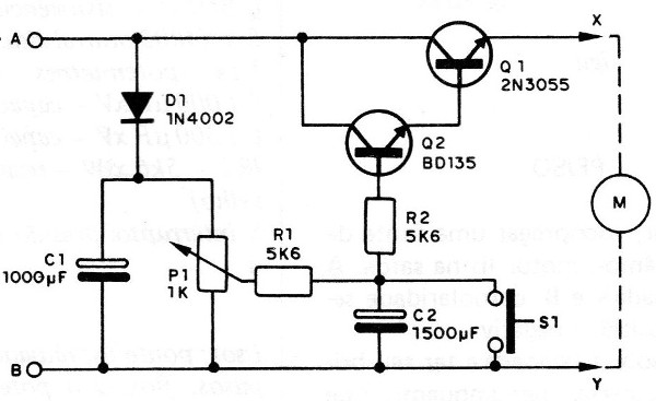 Figure 3 - Complete control diagram
