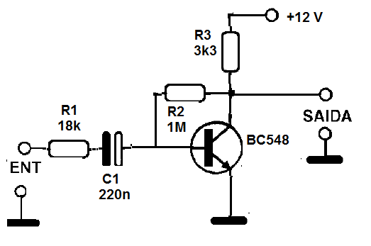1-Transistor Amplifier Stage (CB961E)
