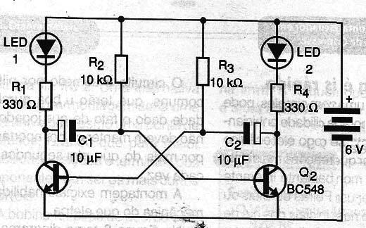LED FLASHER (MIN093E)