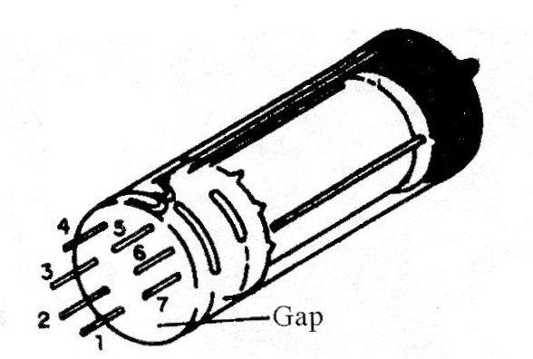 Fm Transmitter Using A Vacuum Tube Tel008e