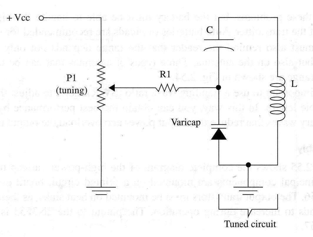 Circuit Diagram For Fm Transmitter